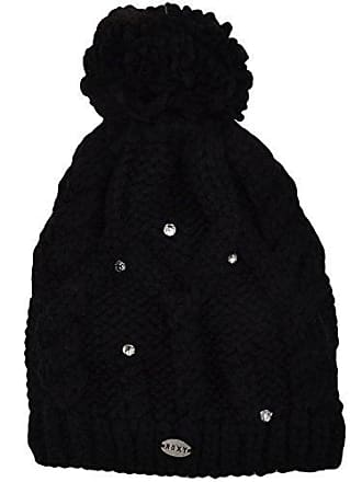 af88df9df3871b Roxy SNOW Juniors Shooting Star Snow Beanie, Anthracite, One Size