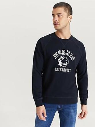 Morris Sweatshirt Tahaa Sweatshirt Blå