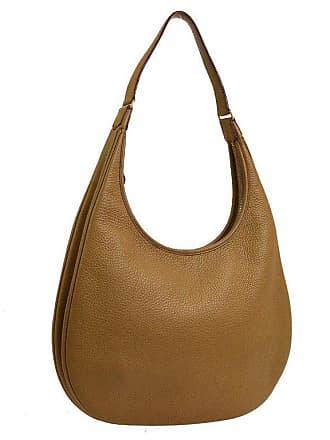 754bb4d25795 Hermès Hermes Tan Cognac Leather Carryall Hobo Shoulder Bag