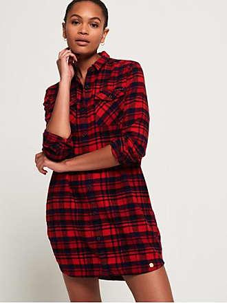 Superdry Kleider  225 Produkte im Angebot   Stylight e4d5cdaae5