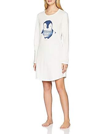 a1652c9cc Esprit Dessa Cas Nw Nightshirt, Chemise De Nuit Femme, Blanc (Off White 110