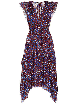 Ulla Johnson Aurelie cotton and silk-blend dress