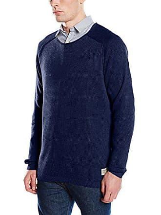 Tom Tailor Herren Pullover Structured Crew Neck pullover 511 3384d59013