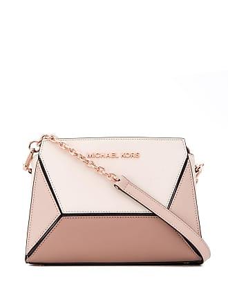 Michael Michael Kors Prism medium crossbody bag - Pink