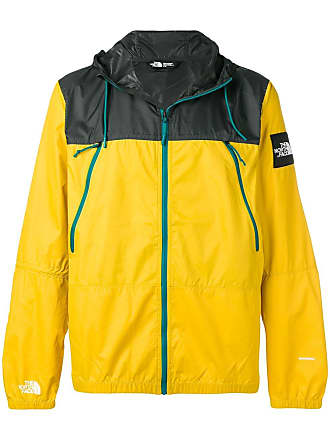 f87e70d858 The North Face hooded jacket - Yellow. In high demand