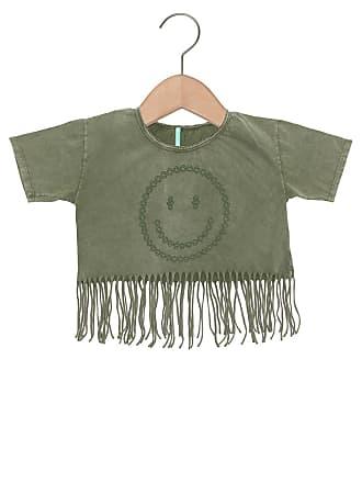 Bisi Blusa Bisi Smile Franjas Verde