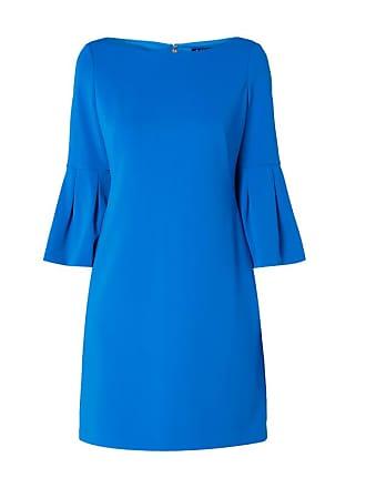 fb17d95c4603fa Lauren Ralph Lauren Kleid aus Krepp mit Volantärmeln