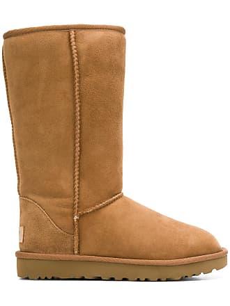 UGG Ankle boot de camurça - Marrom
