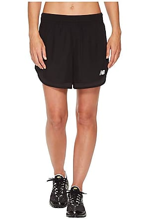 2a7a6cac15de1 Delivery: free. New Balance Accelerate 5 Shorts (Black) Womens Shorts
