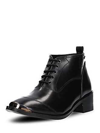 150e3f352c6ddd Pepe Jeans London Damen Angie English Stiefelette schwarz 36 EU