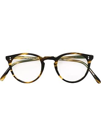 Oliver Peoples Óculos de leitura OMalley - Marrom