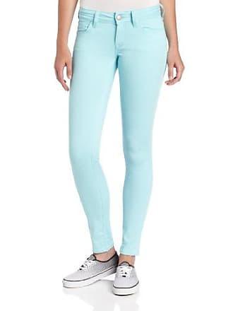 Mavi Womens Serena Lightweight Jean, Turquoise Neon, 30x30