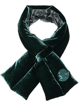 Moncler Cachecol de seda - Verde