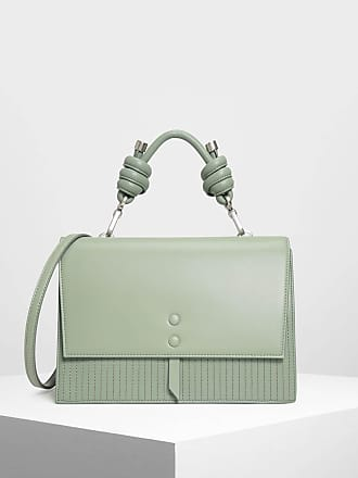 Charles & Keith Knotted Detail Handle Bag