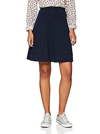 d2b4e3a596f56 Tommy Hilfiger Trinity SWTR Skirt, Jupe Femme, Bleu (Midnight 403), 40