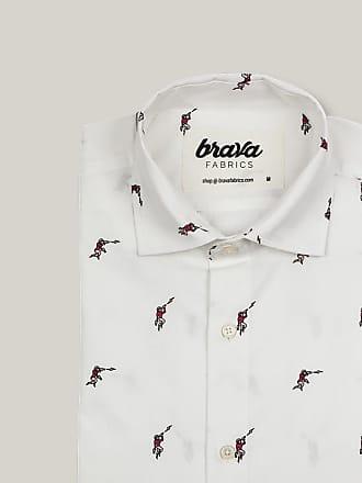 Brava Fabrics Escape from Mars Printed Long Sleeve Shirt