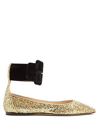 à plates Julia Chaussures contrastante Attico bride qSwEn5