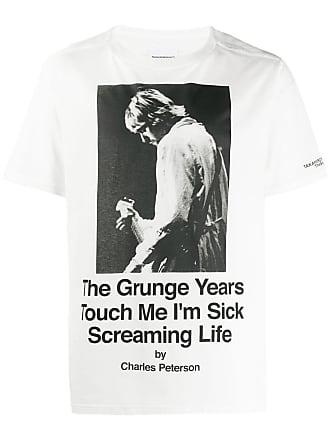 TAKAHIROMIYASHITA TheSoloist. Camiseta The Grunge Years - Branco