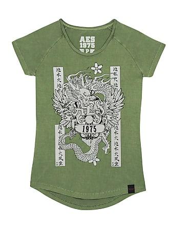 AES 1975 Camiseta AES 1975 Dragon II - GG