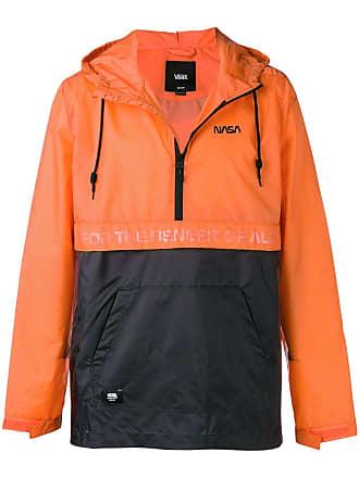 veste vans femme orange
