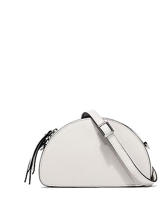 Gianni Chiarini baby bug small white cross body bag