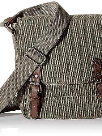 Tom Tailor Tom Tailor Acc Max, Mens Shoulder Bag, Green (Khaki), 24x24x7 cm (W x H L)
