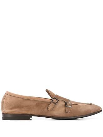 Henderson Baracco buckle detail loafers - Neutro