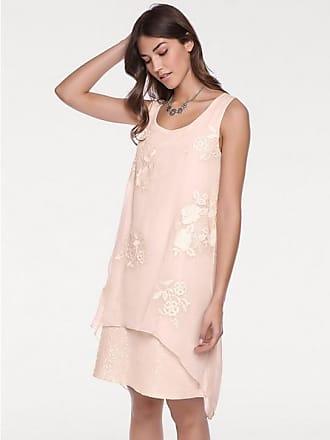 ac7046693a40 Heine Damen Spitzenkleid mit Pailetten, rosa, Gr. 34, heine CASUAL, Material