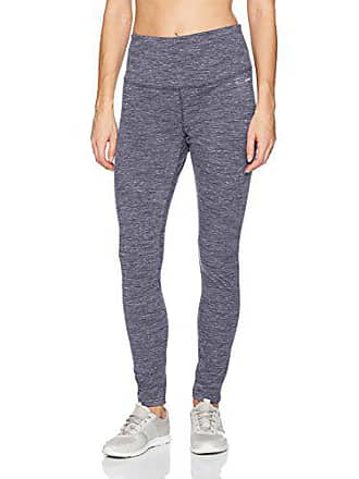 Jockey Womens Double Peached Meteor Ankle Legging, Dirty Denim, XL