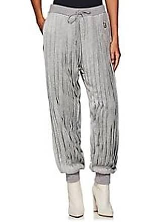 e0576cbf506 Undercover Womens Pleated Velour Jogger Pants - Gray Size 3