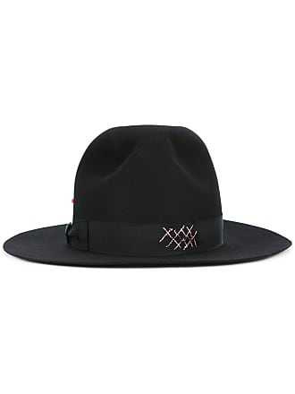d7b452a17ae Black Women s Fedora Hats  Shop up to −50%