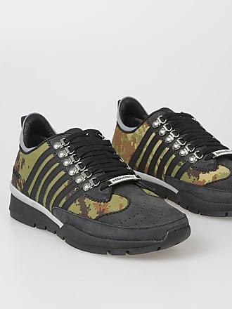 Dsquared2 Sneakers 251 in Tessuto Stampato taglia 40 c1fc946925d