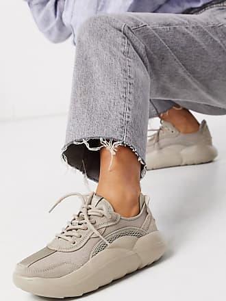 UGG L.A. Cloud - Niedrige Sneaker in Grau