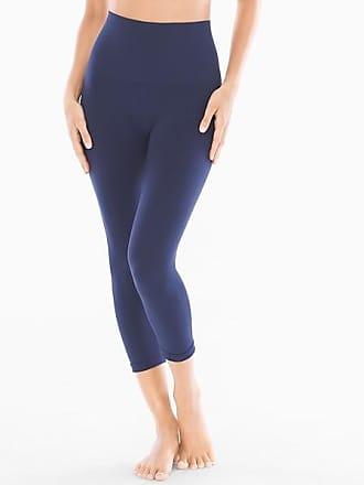 Soma Slimming Crop Leggings Navy, Size XS