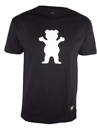 Grizzly Camiseta Grizzly OG Bear Logo - Preto-G