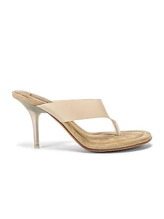 Yeezy by Kanye West SEASON 8 Thong Sandal in Beige