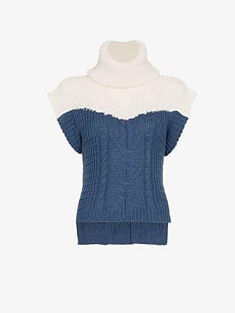 Johanna Ortiz San Telmo turtle neck cotton blend jumper