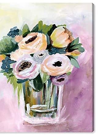 The Oliver Gal Artist Co. The Oliver Gal Artist Co. Floral Wall Art Canvas Prints Mora Home Décor, 20 x 24, Purple, Orange