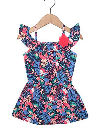 KYLY Vestido Kyly Menina Azul-Marinho