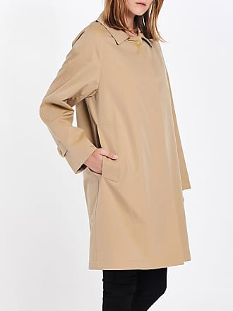 379969b202f Burberry Car Coat femme The Camden Beige Burberry