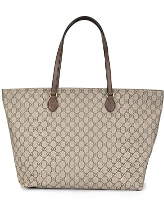 fd9caffc94f Gucci Ophidia GG large tote - Brown