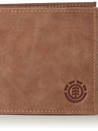 Element Avenue Mens Wallet Brown Size: One Size