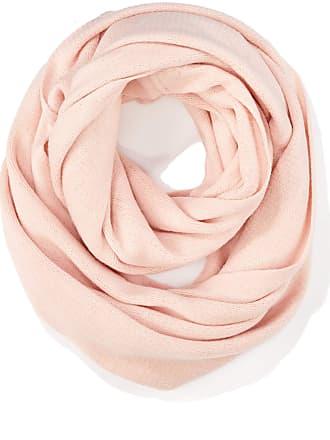 Pieces Womens Pcdrace Tube Scarf, Pink Peachskin, One Size 7b7b545974e
