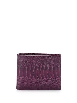 Etro calf leather wallet - Purple