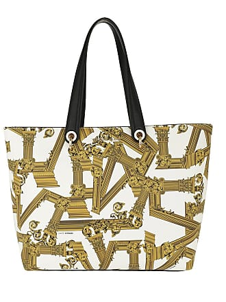 4bb056a451a Versace Jeans Couture Shopping Tote White Tasche wit