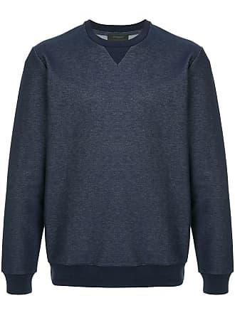 Durban Suéter decote redondo - Azul