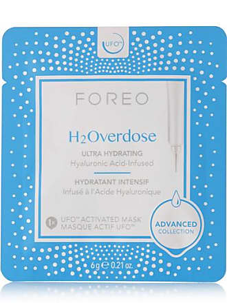Foreo Ufo Activated Masks - H2overdose X 6 - Colorless