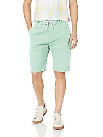3fceb00e52 LRG Mens Lifted Research Group Shorts, Mint, 32