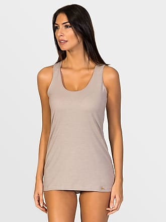 ZD Zero Defects Zero Defects mink soya tank top