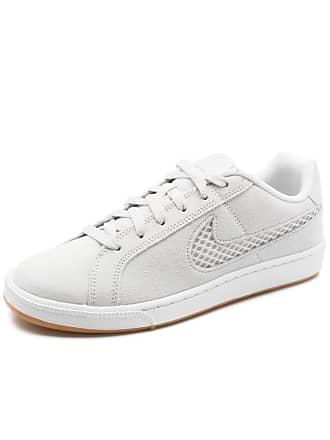 e2dc7a979c2 Nike Tênis Couro Nike Sportswear Wmns Court Ro Branco